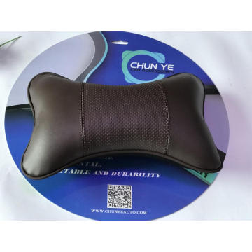 Breathable leather  Car  Headrest Pillow